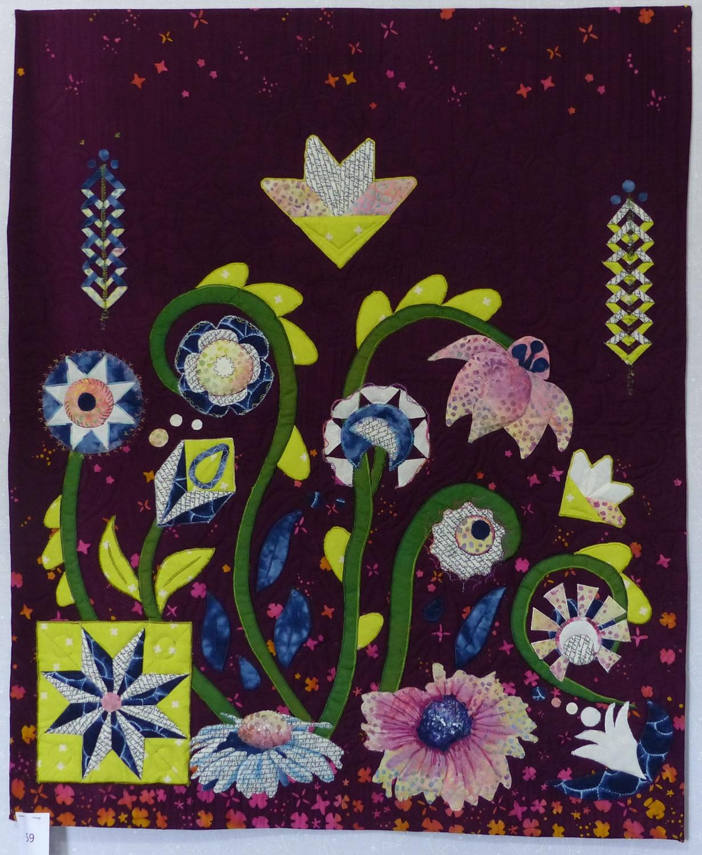 Flower/Quilt Relation