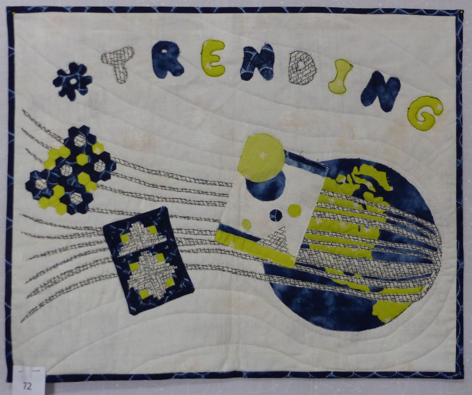Quilting - Trending All Around the World