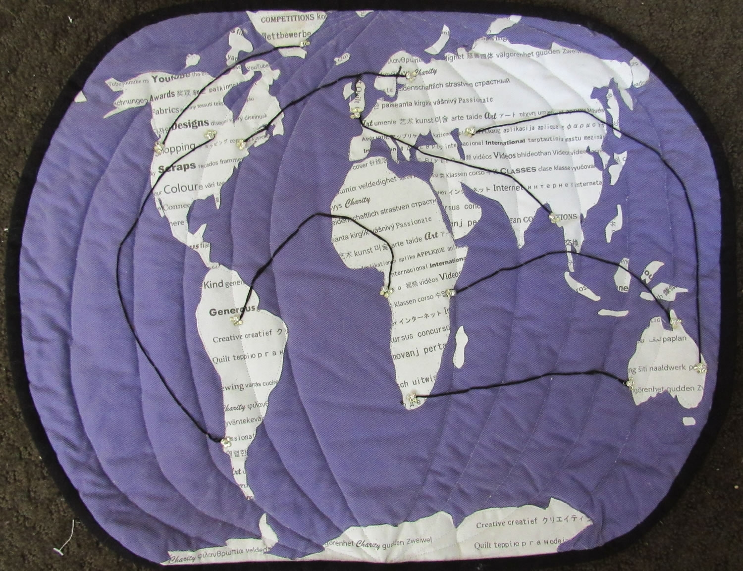 Quilting Goes Viral