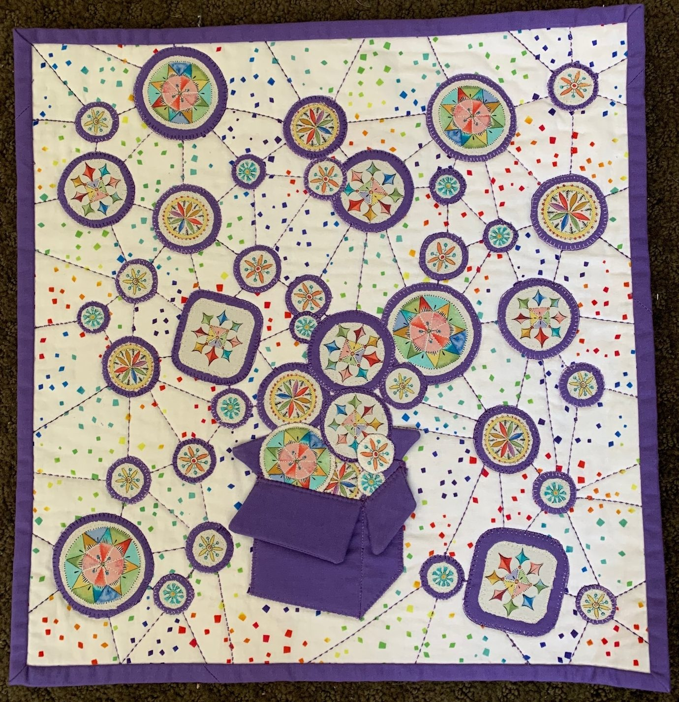 Quilting Goes Viral - Out of the Box