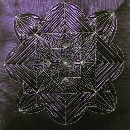 WLSB.20pm - Quilting With Sacred Geometry - WORKSHOP/LECTURE
