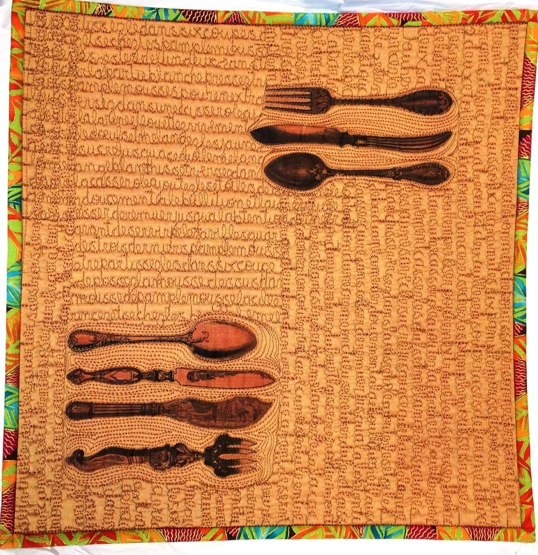 WAB.4,d - Text on Textiles - WORKSHOP