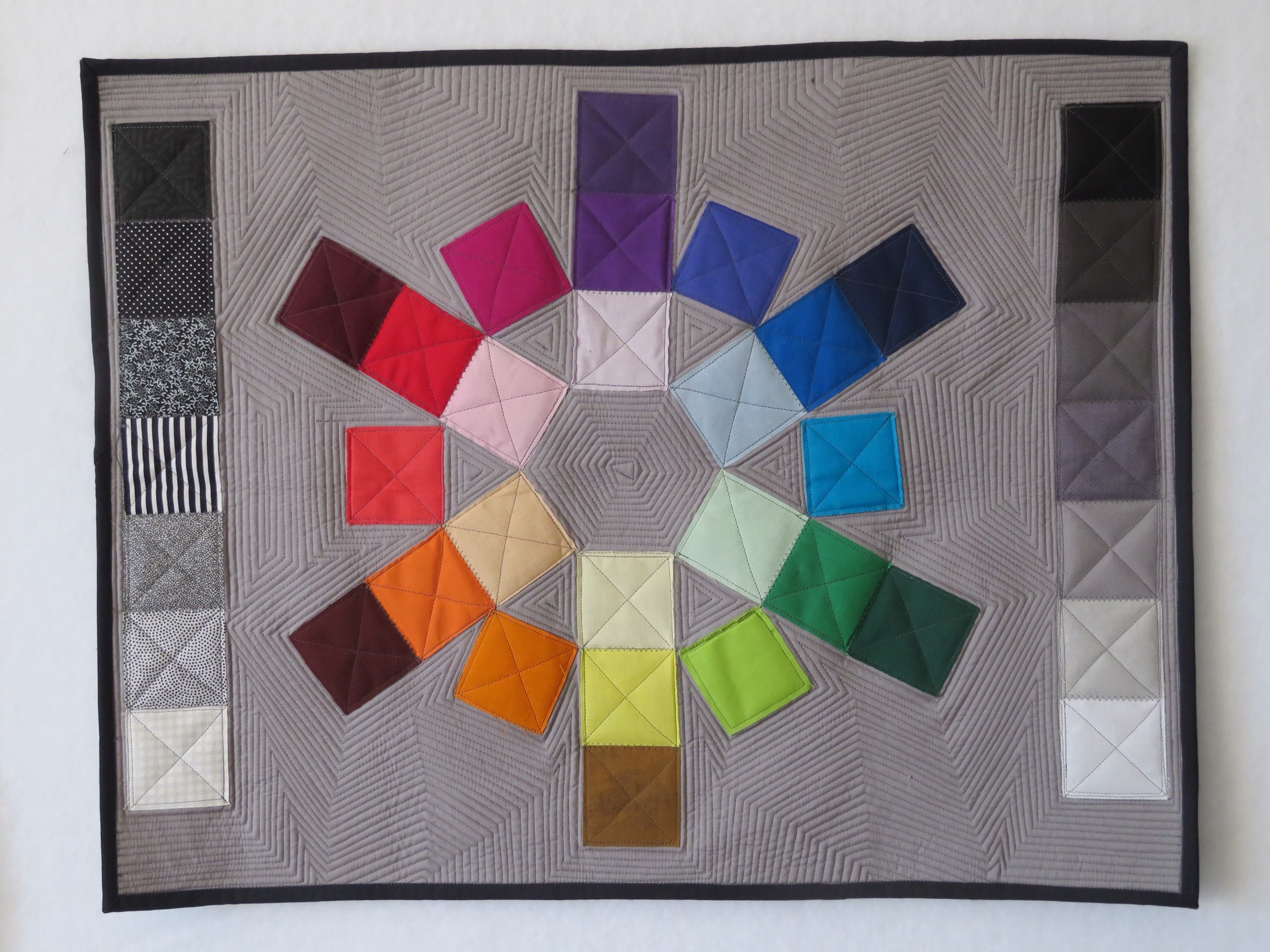 WAB.3,d - Colour and the Colour Wheel - WORKSHOP