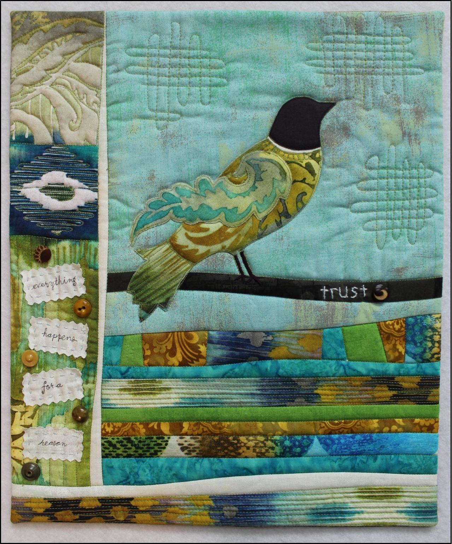 WKC.20d - Bird of Wisdom - WORKSHOP