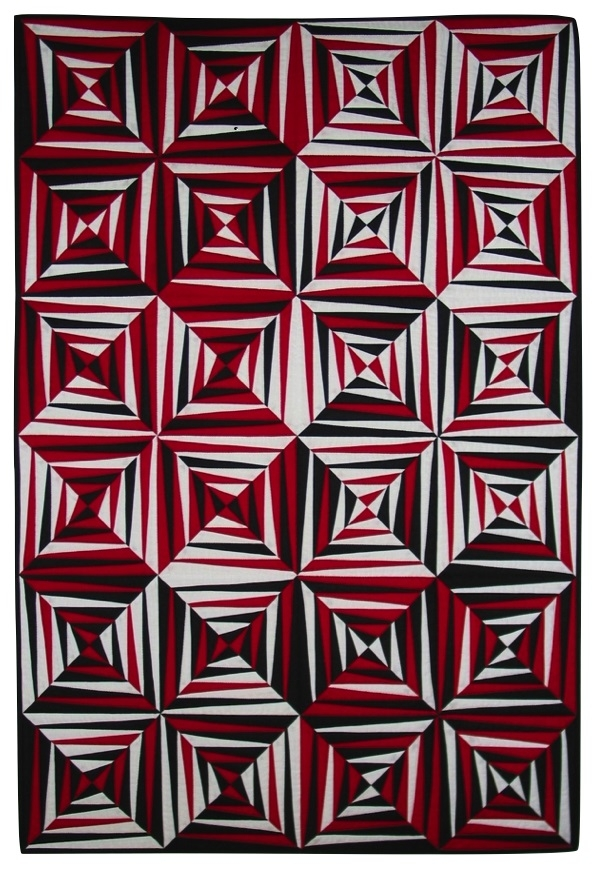 LGD.181pm - Making Mathematics with Needle and Thread - Quilts as Mathematical Objects - DAYTIME LECTURE
