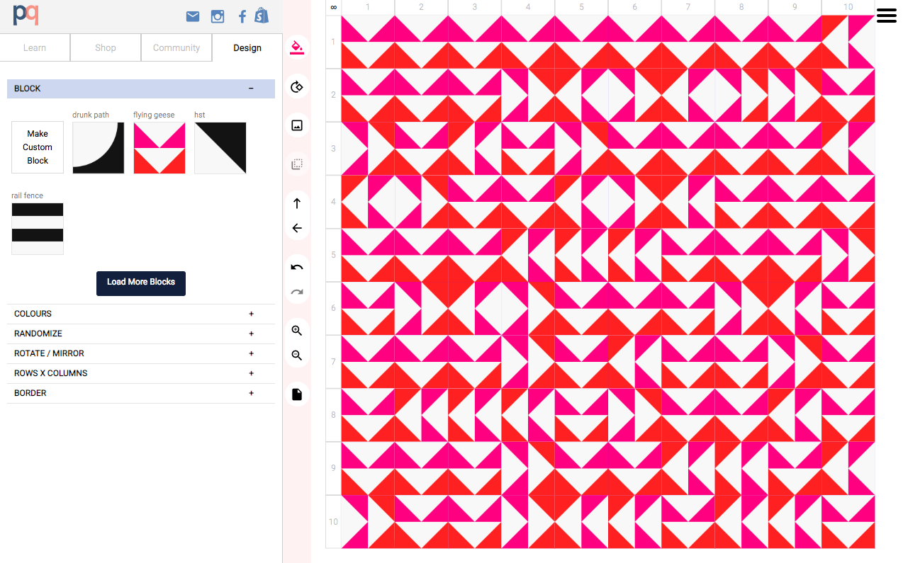 WLH.18d - Intro to Designing in PreQuilt - WORKSHOP