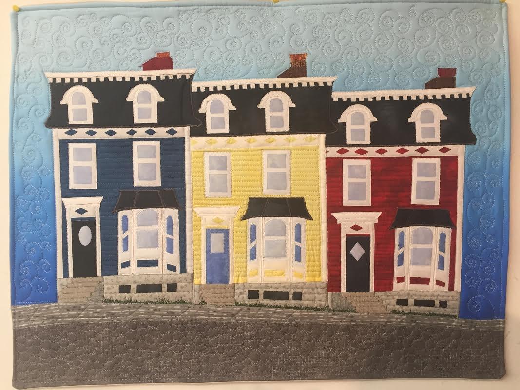 WCR.18d - Jelly Bean Row - Signature Houses of St John's - WORKSHOP - FULL
