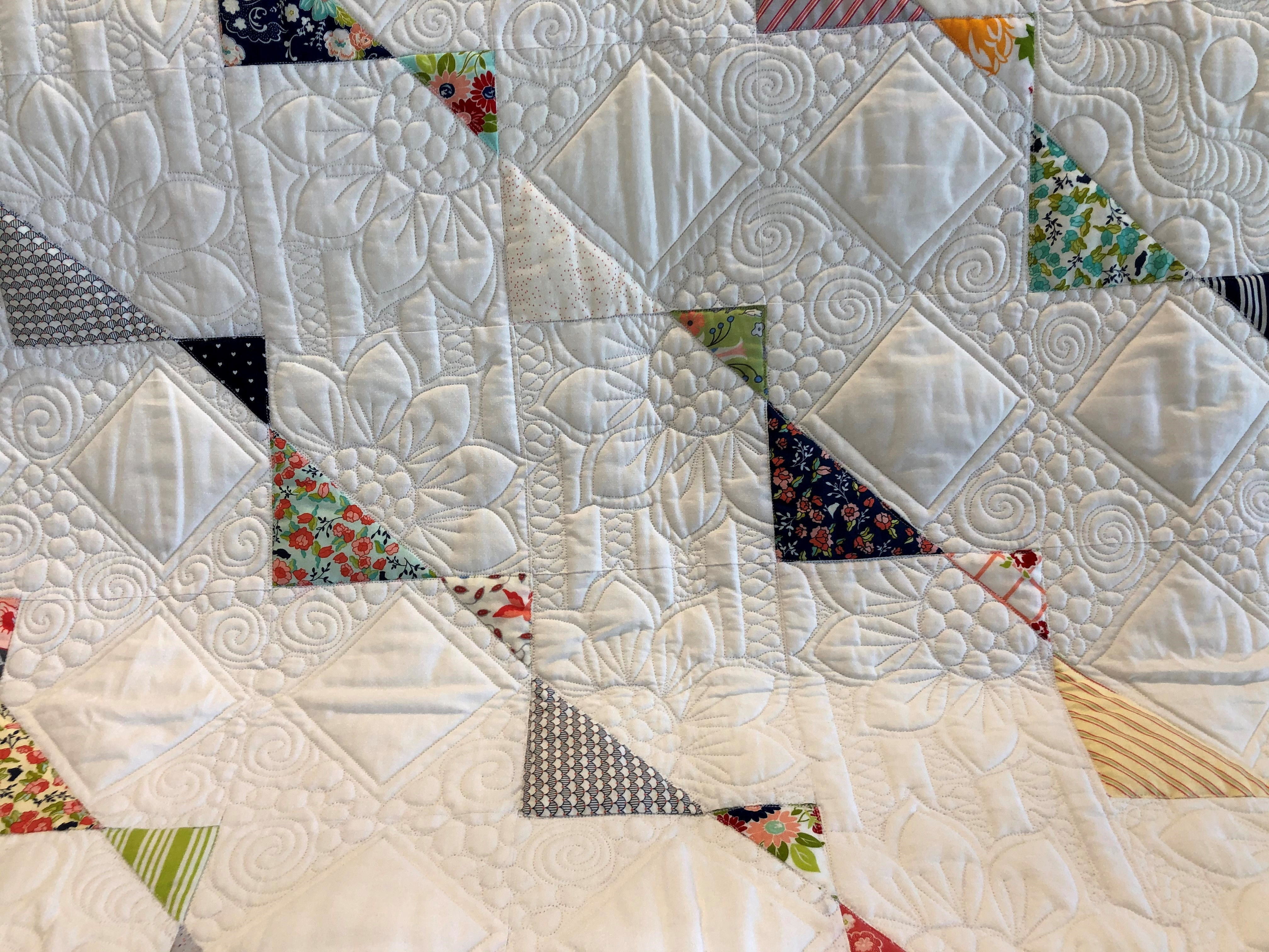 WAD.18am - Rule the World! Quilting with Rulers - WORKSHOP