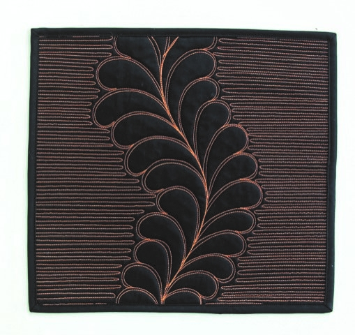 WKR.20pm - Feathers for Modern Quilts - WORKSHOP