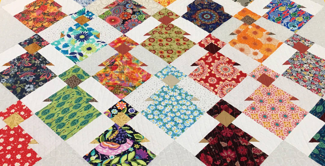 photo of International Sisters quilt