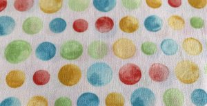 photo of Delightful fabric swatch