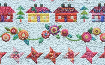 Row of the Month Quilt Along: Assembly