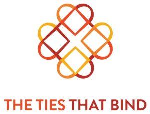 The Ties That Bind Quilt Challenge logo