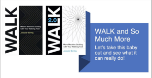 Jacquie Gering Lecture: Walk and So Much More @ Zoom