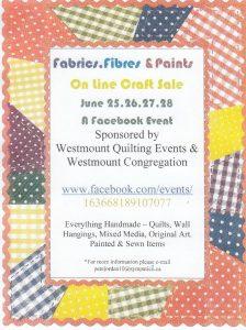 Fabrics, Fibres & Paints @ On Line
