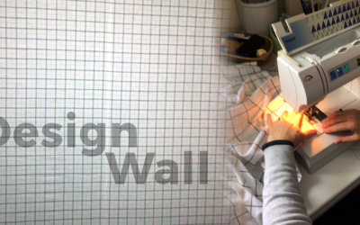 Making a Simple Design Wall