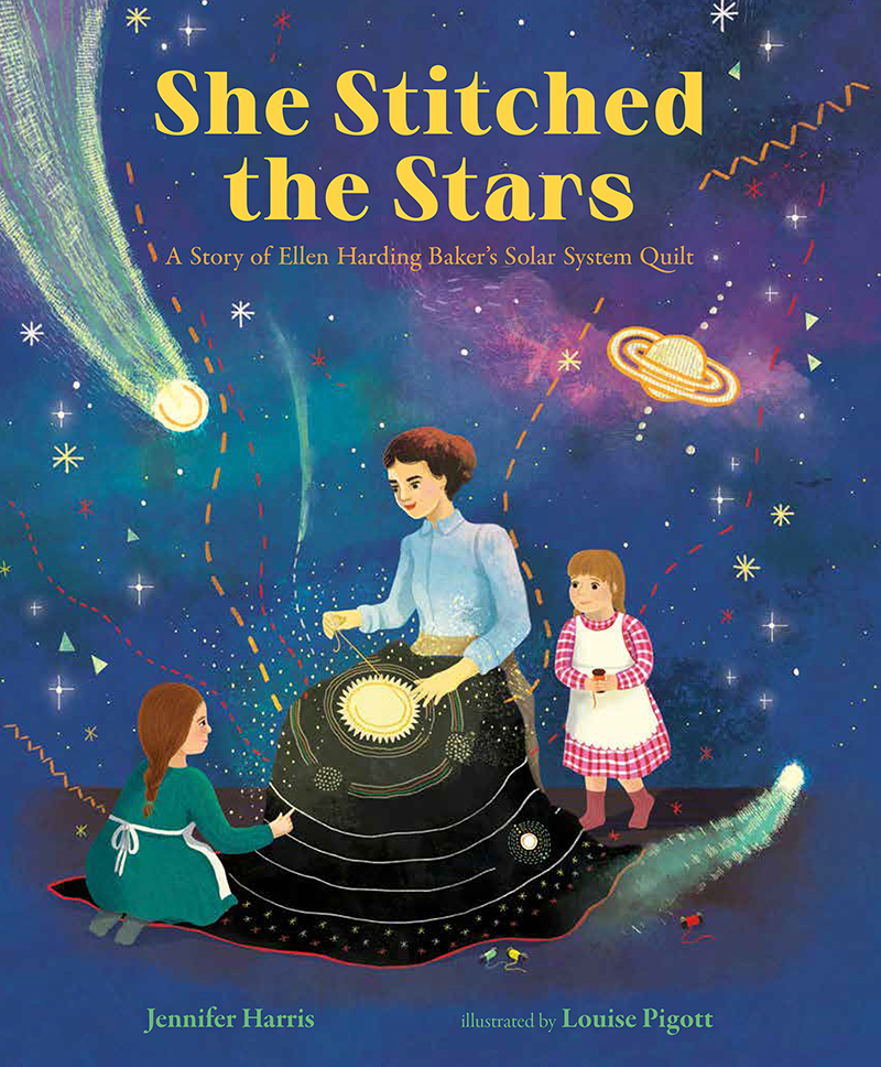 She Stitched the Stars